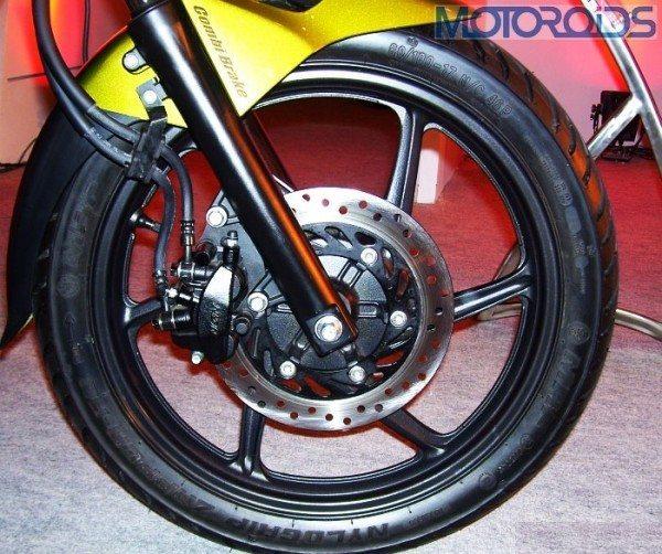 Honda CB Trigger (2)
