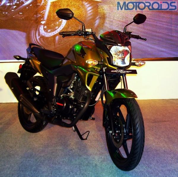 Honda's 160cc Premium Commuter