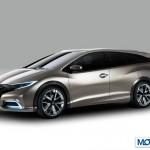 Honda unveils the Civic Tourer Concept at 2013 Geneva Motor Show