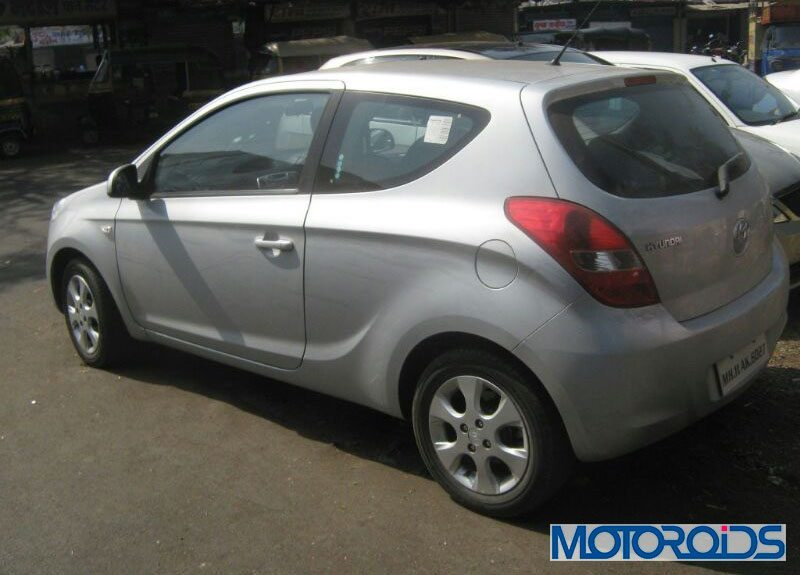 Hyundai i20 3 door India 1
