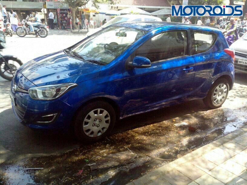 Hyundai i20 3 door India 2