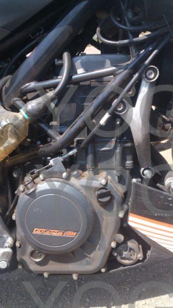 KTM Duke 390-3