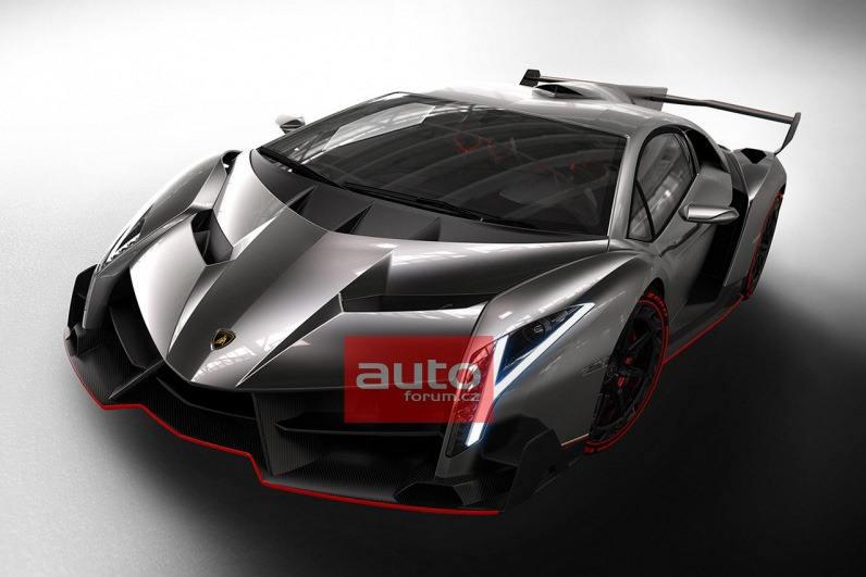 Lamborghinis-Veneno 3