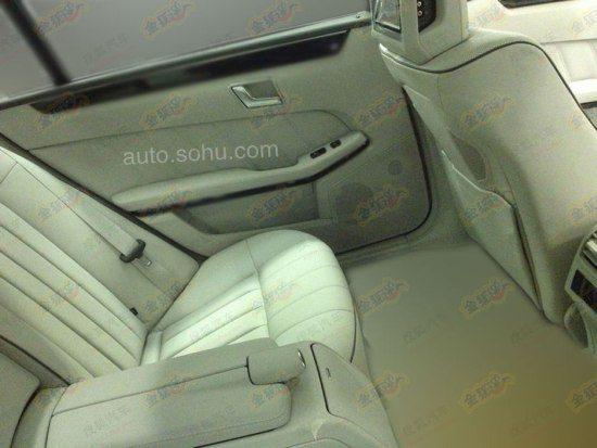 Mercedes Benz E Class facelift lwb 2