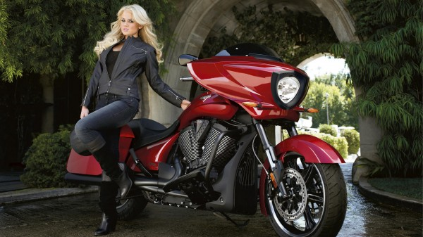 Playboy Victory Motorcycle auction