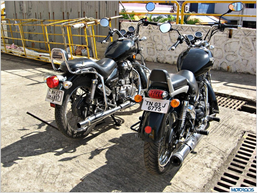 Royal Enfield Thunderbird 500 Review-10