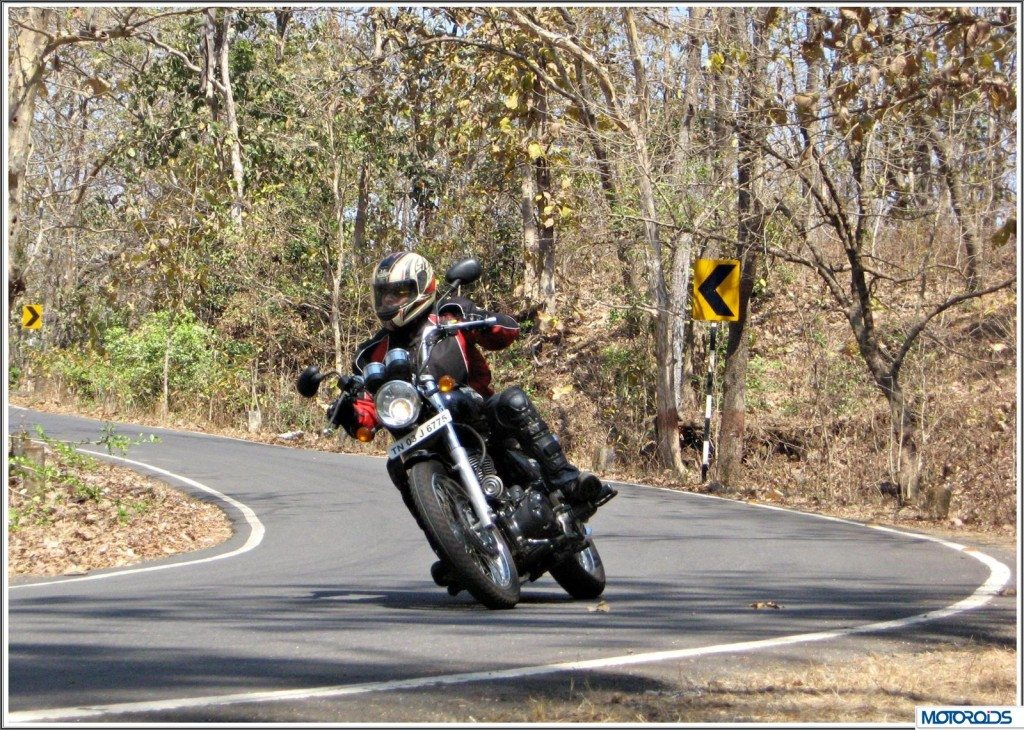 Royal Enfield Thunderbird 500 Review-12