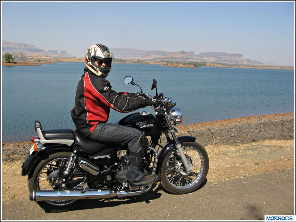 Royal Enfield Thunderbird 500 Review-15