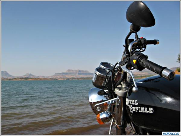 Royal Enfield Thunderbird 500 Review-9