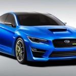 2014 Subaru WRX Concept Images leak before the official debut