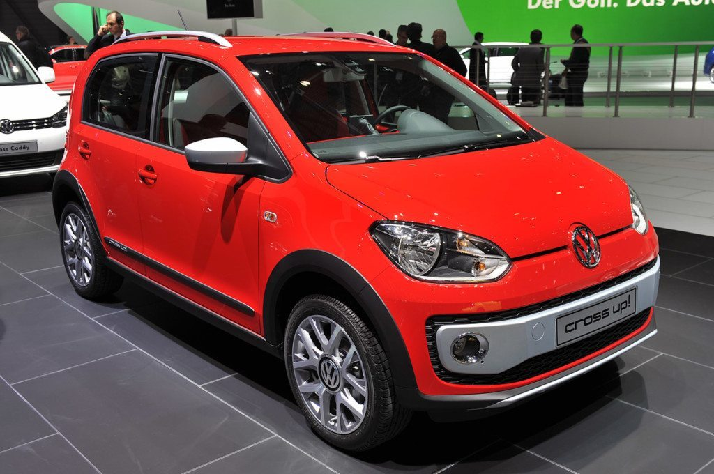 Volkswagen Cross UP-2