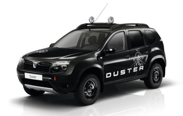 dacia duster adventure limited edition 1