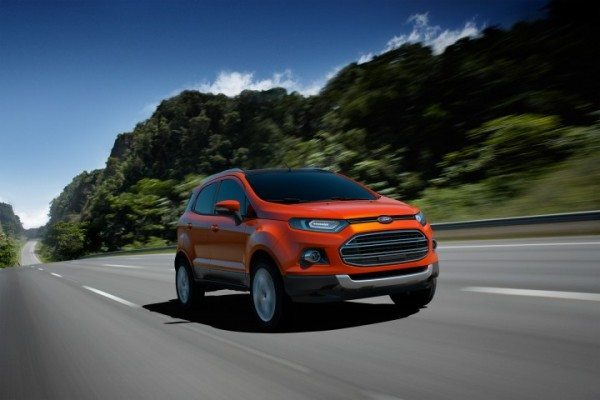 ford ecosport diesel