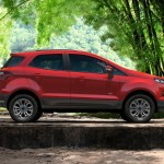 Ford EcoSport India Launch, Video, Pics, Engines, Variants