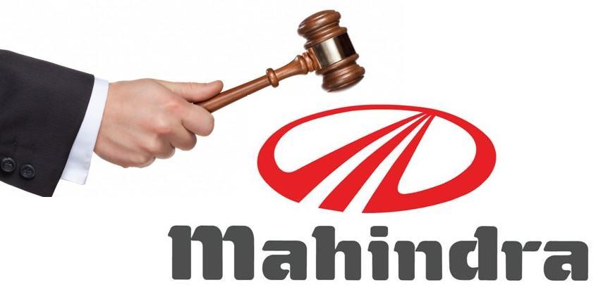 mahindra US lawsuit