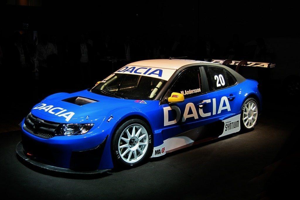 2013 Dacia Logan STCC 1