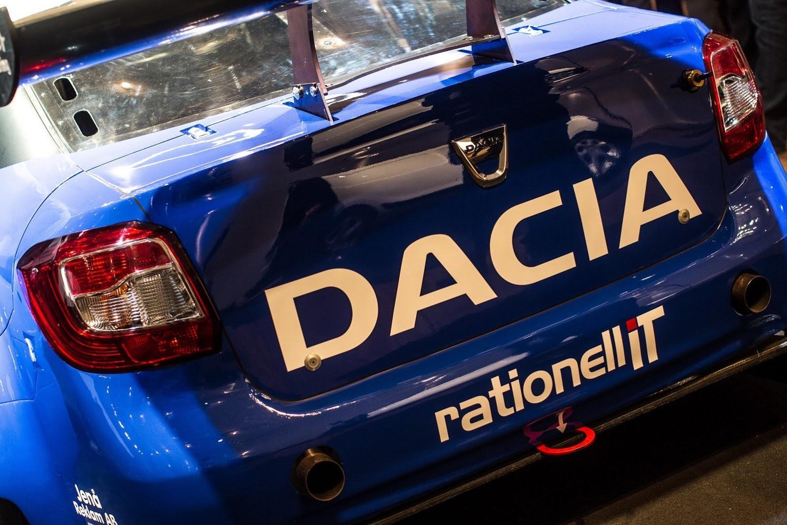 2013 Dacia Logan STCC 2
