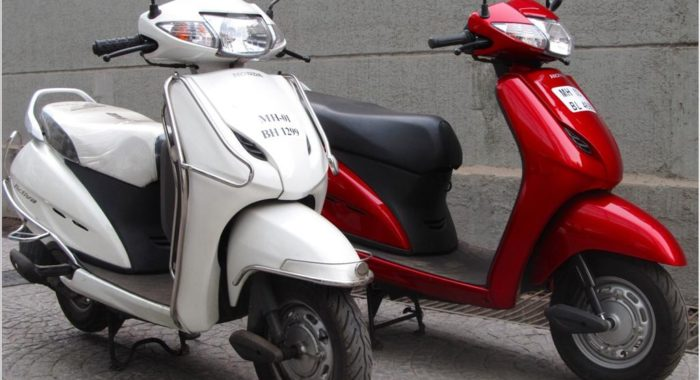 Honda Motorcycle And Scooter India Records Overall Sales