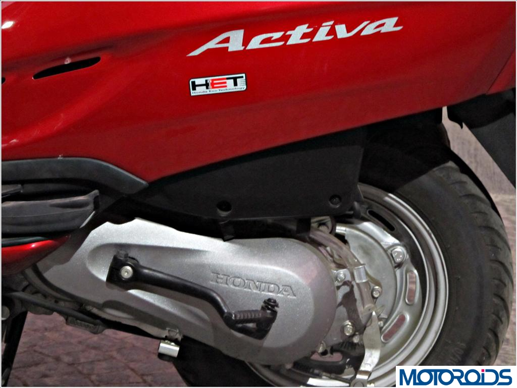 Efficiency Activa Ted Honda Activa Het Review Images Specs Price