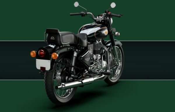 2013 Royal Enfield Bullet 500 3