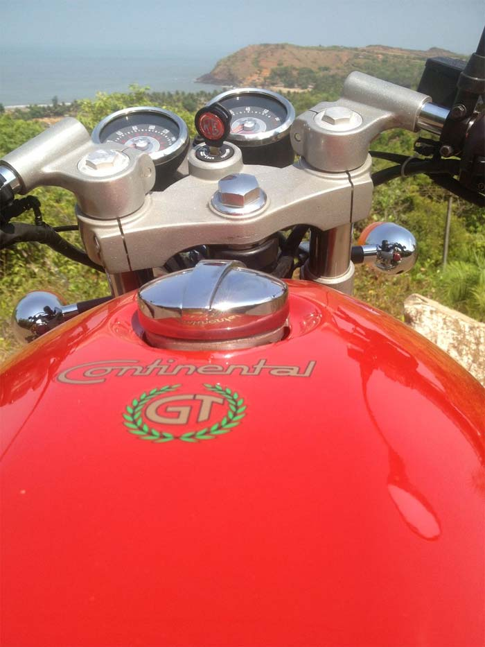 2013 Royal Enfield Continental GT 535 3