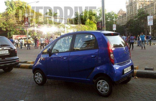 2013 Tata Nano diesel launch pics specs 1