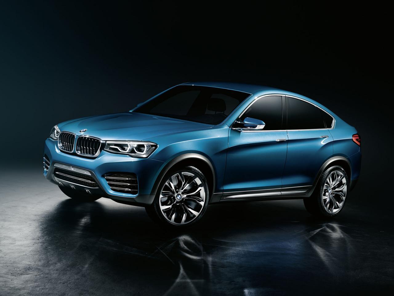 2014 BMW X4 Concept 1