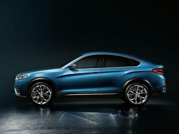 2014 BMW X4 Concept 3