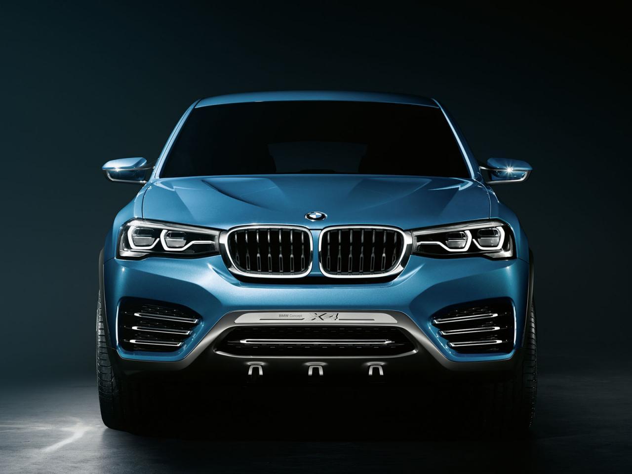 2014 BMW X4 Concept 4