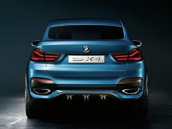 2014 BMW X4 Concept 5