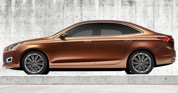 2014 Ford Escort Concept 1