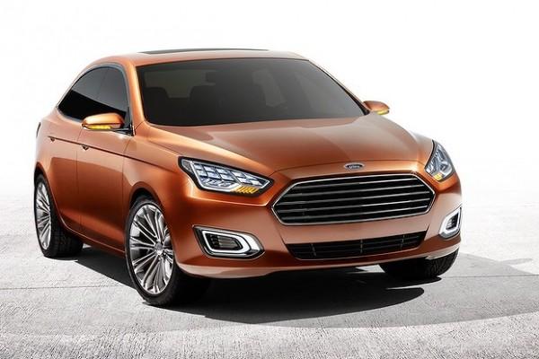 2014 Ford Escort Concept 2