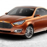 Ford Escort returns! Concept previewed at Auto Shanghai 2013