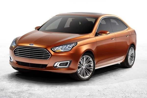 2014 Ford Escort Concept 3