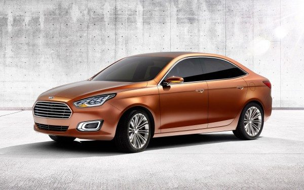 2014 Ford Escort Concept 4