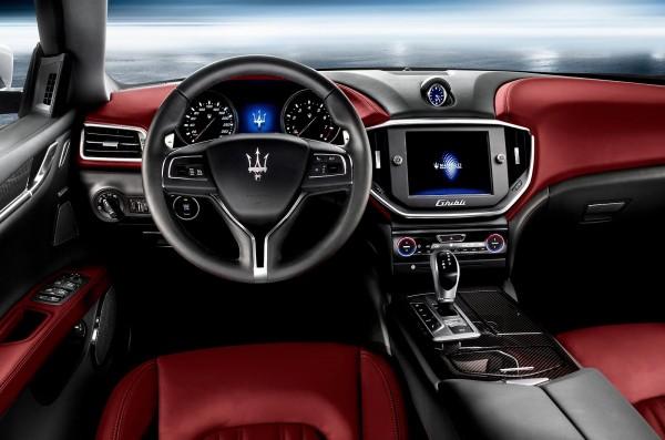 2014 Maserati Ghibli Launch Pics (6)