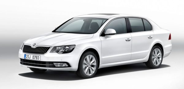 2014 Skoda Superb Facelift 2