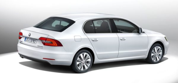 2014 Skoda Superb Facelift 3