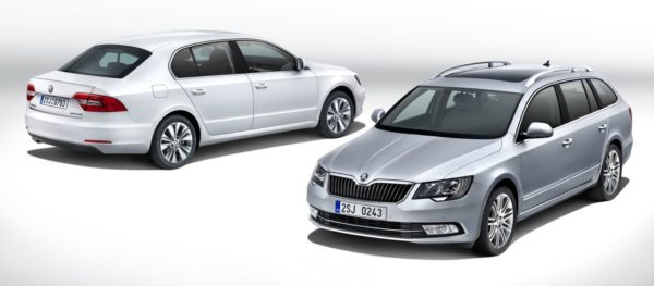 2014 Skoda Superb Facelift 4