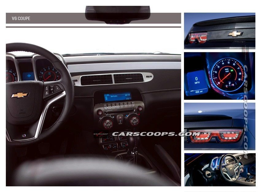 2014_Chevrolet_Camaro_V6_Brochure_Pics