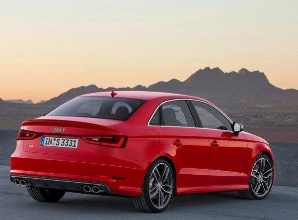 2015 Audi S3 2