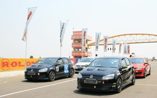 3.Race Polo TSI are ready to test the young batch of drivers