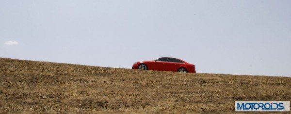 Audi S4 India review (1)