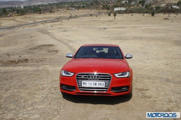 Audi S4 India review (4)