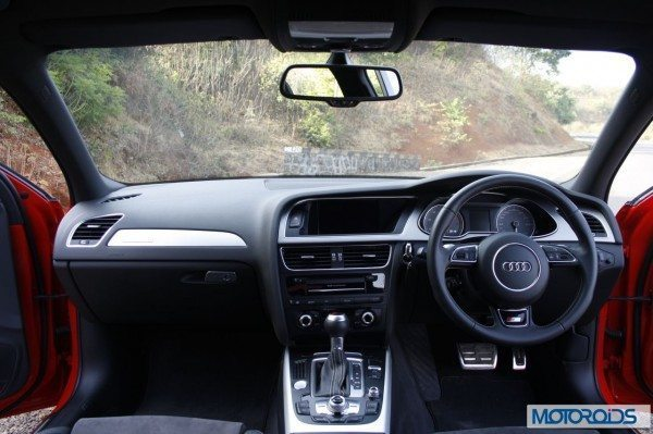 Audi S4 India review (43)