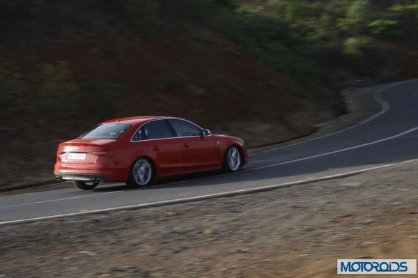 Audi S4 India review (62)