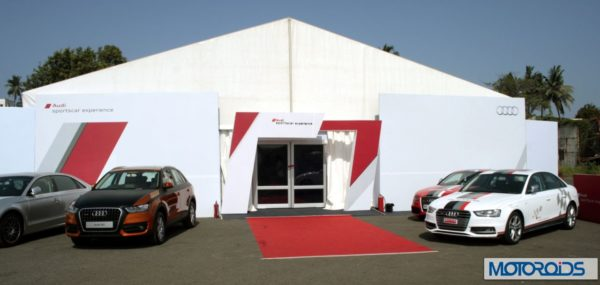 Audi Sportscar City Experience Mumbai (1)