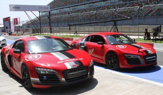 Audi sportscar experience_India-2