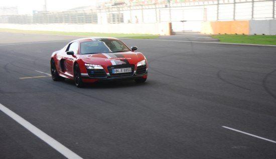 Audi sportscar experience_India