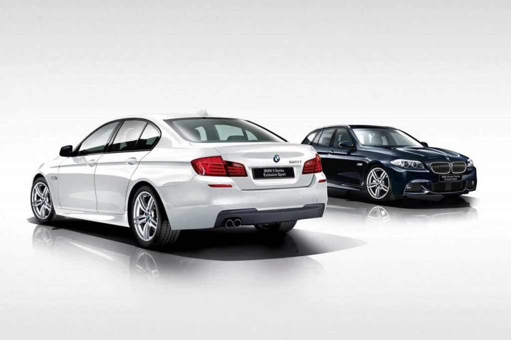 BMW 5 Series Exclusive Sport Edition